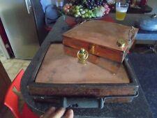 Anciennes Bouillottes Cuivre :Idéal Chambre Maison d'Hôte Cabane Roulotte Chalet