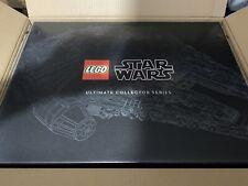 Lego 75192 Halcón Milenario Star Wars (7541 piezas) y soporte de exhibición Nuevo Y En Caja