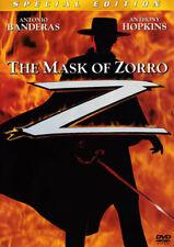 THE MASK OF ZORRO (SPECIAL EDITION) (WIDESCREEN/FULLSCREEN) (DVD)