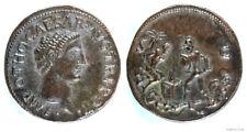 Roman Æ Sestertius of OTHO MARCVS SALVIVS