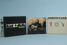 Johnny Cash CDs Box Sets Unearthed Love God Murder Personal File Lot of 3