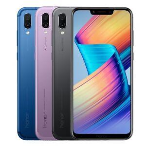 Huawei Honor Play COR-L29 (FACTORY UNLOCKED 6.3 64GB Kirin 970 Black Blue Violet
