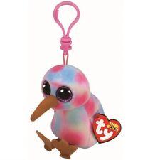 Ty Beanie Babies 36557 Boos Kiwi the Pink Bird Boo Key Clip
