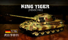 Au Store HengLong New 1/16 Germany King Tiger RTR RC Tank Metal Upgraded 3888A-1