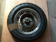 Yamaha XV535 Virago 1993/1994 Complete rear wheel + Brand New Tyre