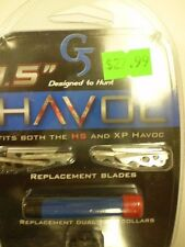"G5 1.5"" HAVOC REP BLDS,DUAL TRAP COLLARS & BANDS FOR HS AND XP HAVOC"