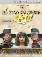 The Three of Cups (DVD, 2003, English Subtitled)