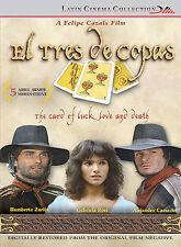 El Tres de Copas (The Card of Luck Love DVD