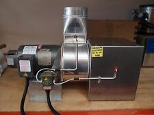 Baldor Idnm3534 Electric Motor 13 Hp 1725rpm With Small Exhauster Fan 1498