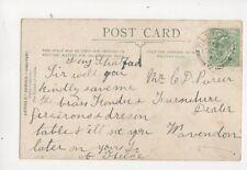 Mr CD Purser Furniture Dealer Wavendon 1910 301b