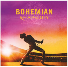 Bohemian Rhapsody Soundtrack (CD) • NEW • Queen, Best of, Greatest Hits