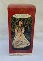 Hallmark Keepsake Gone with the Wind Christmas Ornament Scarlett O'Hara - 1999