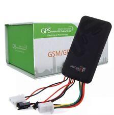 GPS TRACKER ACCURATE GSM LOCALIZZATORE SATELLITARE ANTIFURTO BARCA MOTO AUTO AA