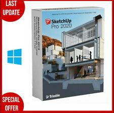 SketchUp Pro 2020 for Windows✔️Full Version✔️Life Time✔️Fast Delivery✔️