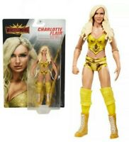 "MATTEL WWE WRESTLEMANIA CORE 6"" ACTION FIGURES - CHARLOTTE FLAIR - NEW BOXED"