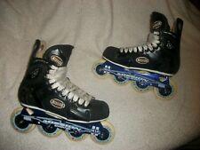Mission Proto Sv Roller Blades Hockey Skates Adult Size 6D Nice Shape The Best
