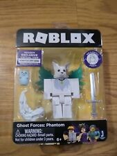 ROBLOX Ghost Forces Phantom Figure Set Toys Boys White Video Games NEW NIB NIP