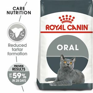 Royal Canin Oral Care Dry Adult Cat Food FREE NEXT DAY DELIVERY