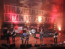 PAUL HEATON & JACQUI ABBOTT  What Have We Become Tour Photo  The Beautiful South