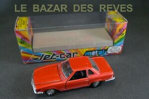 NOREV FRANCE. JET-CAR. MERCEDES 350 SL. REF: 821 + Boite.