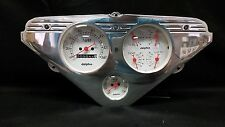 1955 1956 1957 1958 1959 CHEVY TRUCK 3 GAUGE CLUSTER WHITE