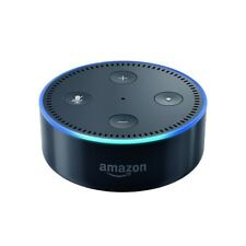 Amazon Echo Dot 2nd Generation BLACK, w/ Alexa Voice Media Device *Latest Ver.*