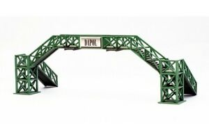 Dapol Platform/Trackside Footbridge 1:76 00 Gauge Plastic Kit C004