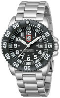 Luminox Men's 3152 Navy Seal Colormark Black Dial Stainless Steel Watch A.3152