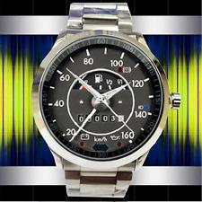 Hot Volkswagen Vw Mexico Beetle Classic Car Speedometer Unisex Sport Metal Watch