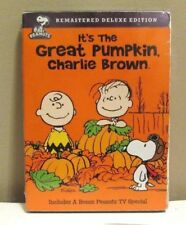 Peanuts Halloween 'It's The Great Pumpkin, Charlie Brown' DVD Remastered New