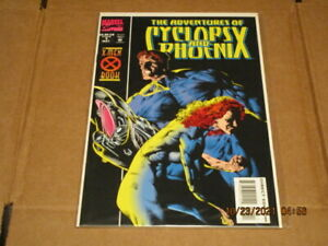 The Adventures/Further Adventures of Cyclops and Phoenix, 1994/1996, 8 issues