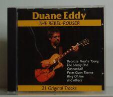 CD Duane Eddy The Rebel-Rouser 21 Original Tracks