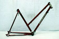 Orion Corsaro Touring Road Bike Frame 53cm Small BB Double Butted Steel Charity!