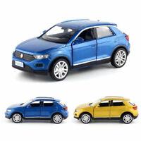 1/36 T-ROC SUV Off-road Die Cast Modellauto Auto Spielzeug Model Sammlung Kinder