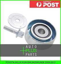 Fits TOYOTA HILUX KUN15/KUN25/KUN26 2005-2012 - Engine Belt Pulley Idler Bearing