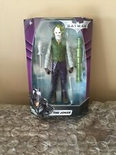 Batman The Joker DC Hero Zone Dark Knight 10 inch Action Figure w/ Green Bazooka