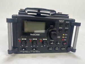 Tascam DR-60D Linear Digital Recorder 4 channel for DSLR + 32gb card