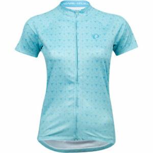 New PEARL IZUMI Women Select Escape Short Sleeve Graphic Jersey Road Bike Top