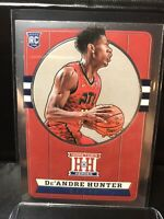 2019-20 Panini Chronicles Hometown Heroes. De'Andre Hunter RC Rookie