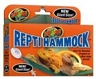 ZOO MED MESH REPTI HAMMOCK GIANT REPTILE. FREE SHIPPING TO THE USA ONLY