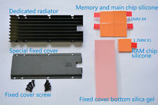 New design of the radiator kit, support M.2 2280 SSD,for adapter and motherboard