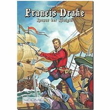 Francis Drake Korsar der Königin PIRATEN ABENTEUER Helmut Nickel COMIC BSV LTD