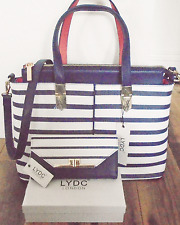 LYDC London Designer Bag and Purse with Gift Box Set - Gift Idea