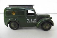 DINKY TOYS  GB  MORRIS  TELEPHONE SERVICE VAN  REF 261   56/61  BON ÉTAT