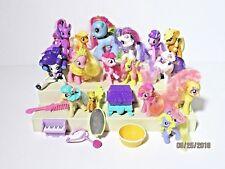 My Little Pony Lot of 25 Figures & Accessories Fluttershy Sweetie Belle Apple