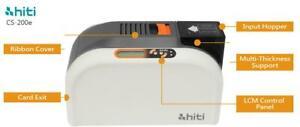HiTi CS-200e ID Card Printer