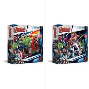 Marvel Avengers 1000pce Puzzle - Assorted*