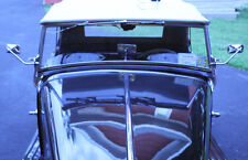 MG TD, MGTD, MGTF, MG TF, MG TC, MGTC pair rear view mirrors