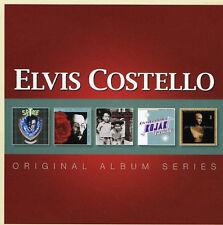 ELVIS COSTELLO ORIGINAL ALBUM SERIES BOX SET IMPORT Audio Music CD Tracks New