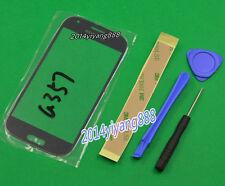 Gris Ecran Externe Vitre Outer GLASS Lens Pour Samsung Galaxy Ace 4 SM-G357fz
